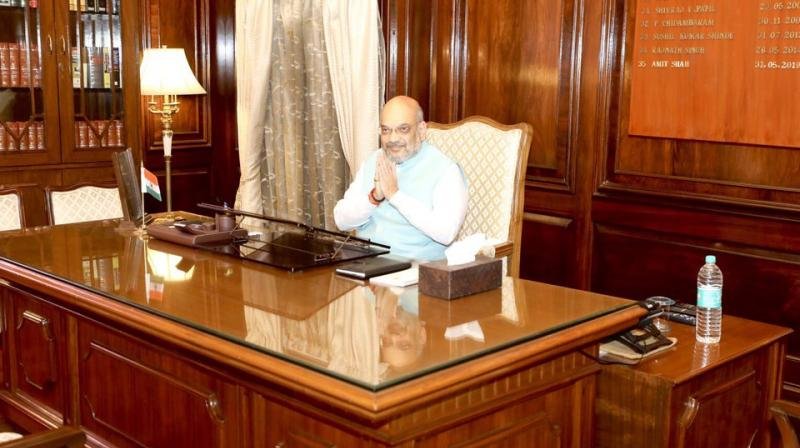 Home Minister Amit Shah (Photo: Twitter)