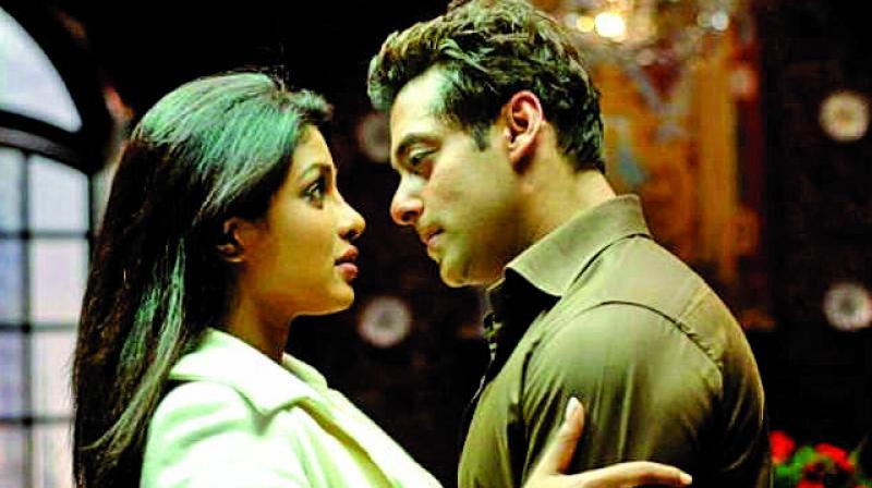 Priyanka Chopra Flies Out Of Bharat