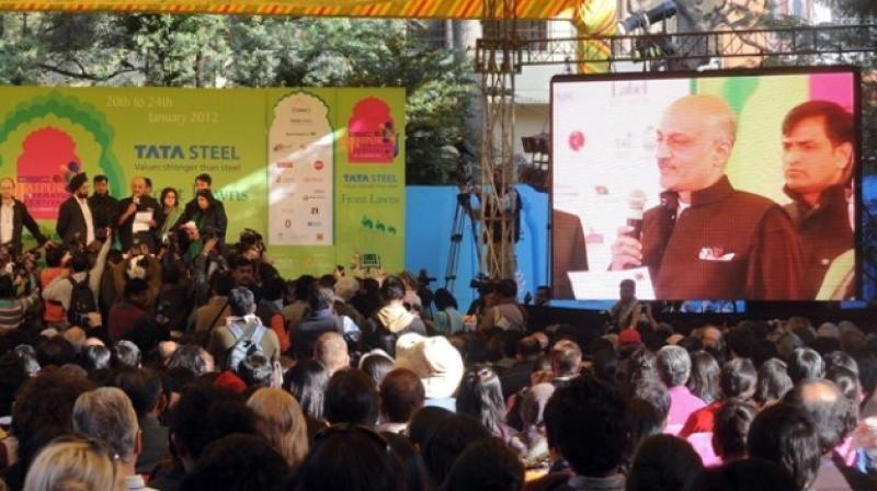 Chief Minister Vasundhara Raje along with poet Gulzar will inaugurate the festival this morning