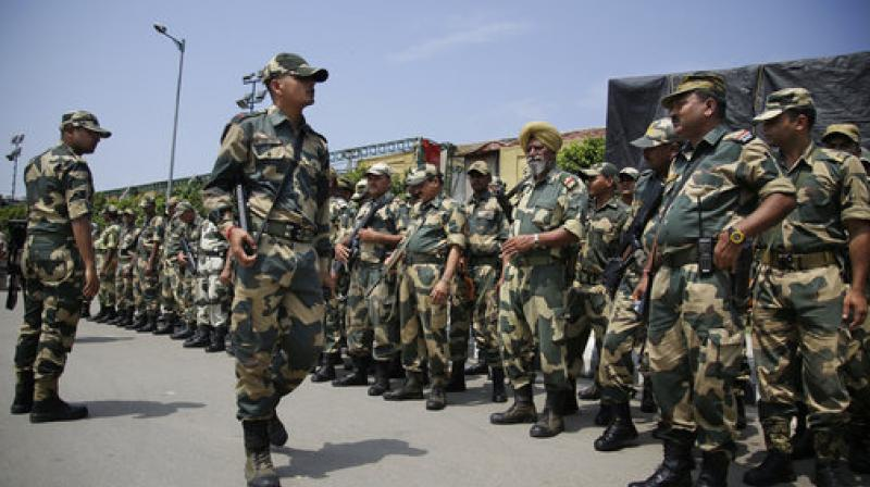 Security installations along highways in Kathua, Samba, Jammu districts and security establishments have been put on alert. (Photo: AP)
