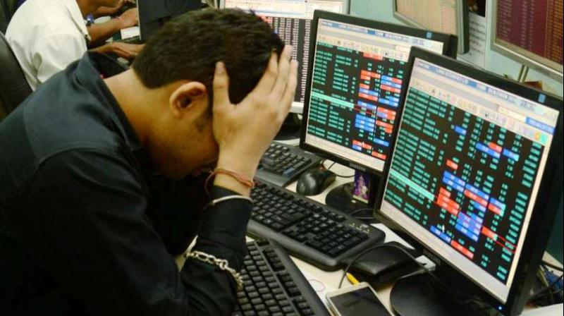 Overall Indian market trend is bearish and Nifty has come down (PTI)