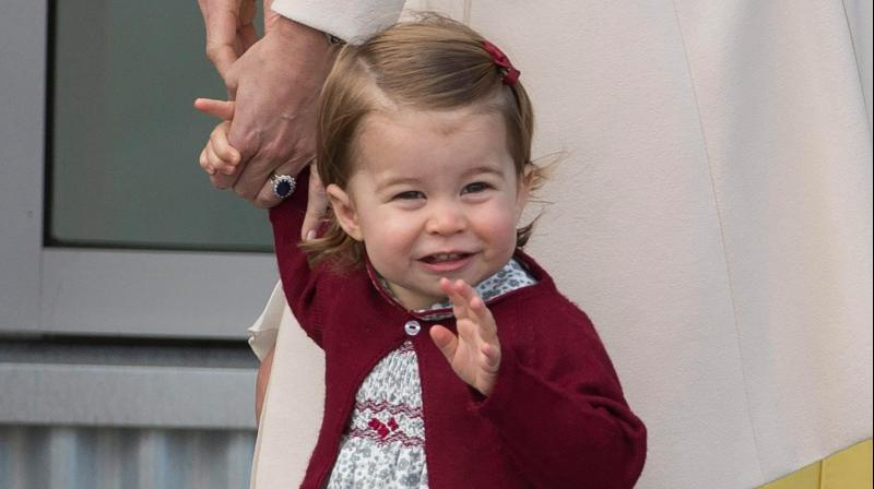She is described as a sweet and confident little girl (Photo: AP)