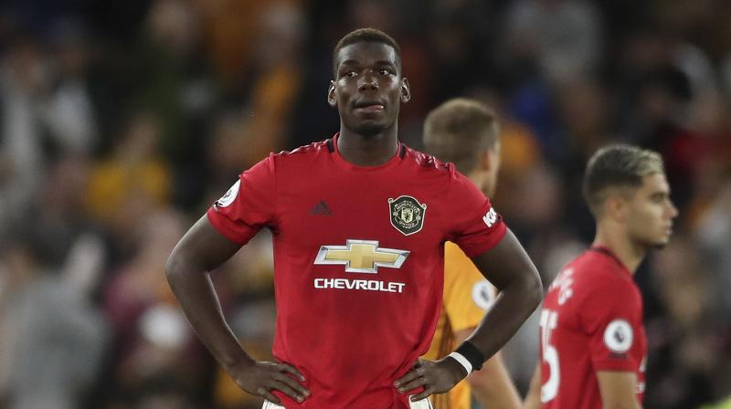 The draw cost United top spot in the Premier League standings, leading to a handful of supporters racially abusing the Frenchman. (Photo: AP)