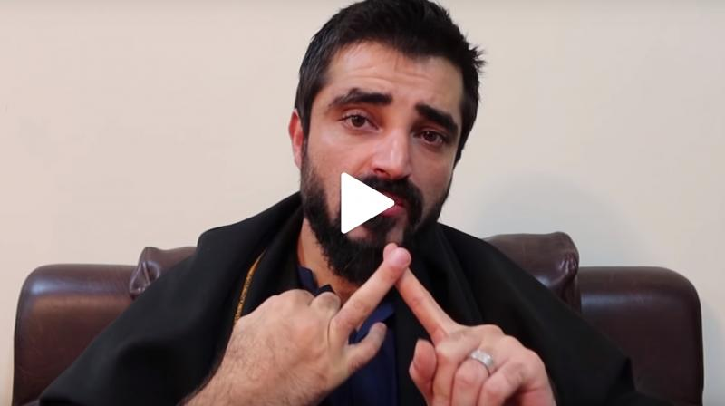 Hamza Ali Abbasi. (Photo: YouTube)