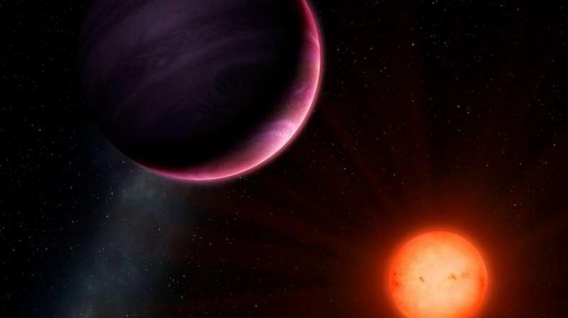 Earth-like world among new trio of planets outside our solar system