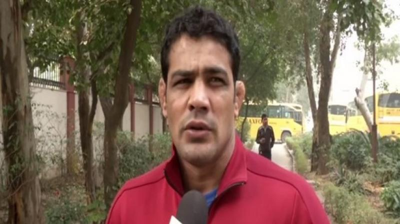 After the four men accused in the gang-rape and murder of a young veterinarian in Telangana were shot dead by police on Friday, wrestler Sushil Kumar lauded the force, saying that they have set the right example. (Photo: ANI)