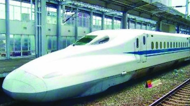 Officials from National High-Speed Rail Corporation Limited (NHSRCL) have stated that the bullet train project will also have an underground corridor in coastal regulation zone (CRZ) areas.
