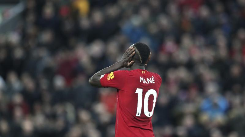 Ahead of the clash against Bournemouth, Liverpool's Sadio Mane said that he is feeling fresh and ready to go. (Photo:AP)