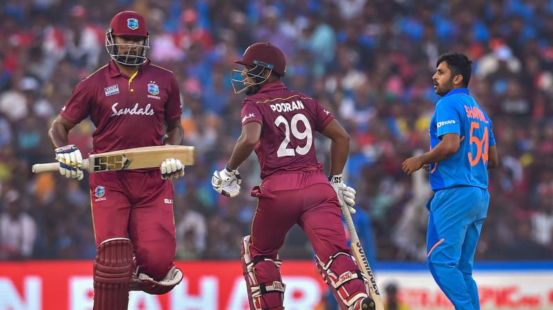 First there was an accident and it followed the trauma of not being able to walk for six months as future looked bleak and uncertain for the then 20-year-old Nicholas Pooran. (Photo: PTI)