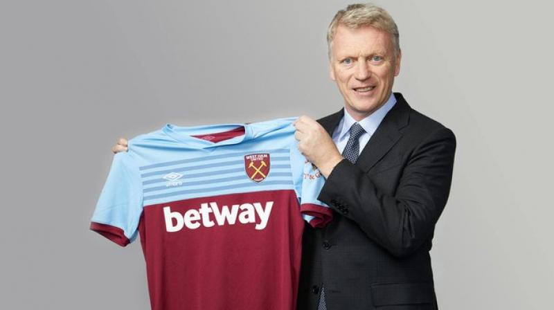 English football club West Ham United reappointed David Moyes as manager after Manuel Pellegrini was shown the exit door at the London Stadium following another poor result this weekend. (Photo: Twitter)