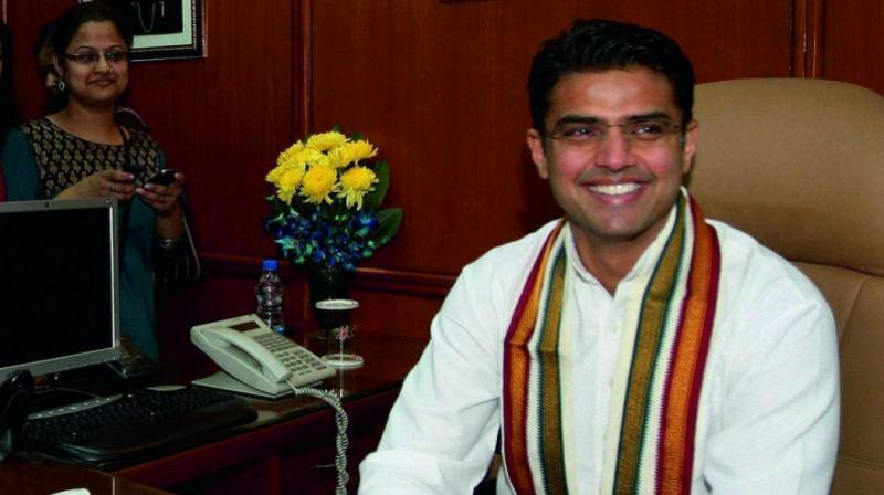 Rajasthan Pradesh Congress Committee chief  Sachin Pilot
