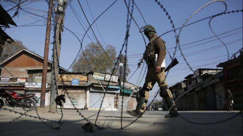 According to local reports, there were at least three militants — while two used the rear entrance to enter the hospital, the third remained outside. (Photo: Representational image)