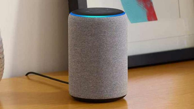 I bought this device called Alexa, because a pretty young salesgirl in a bookshop in Mumbai told me I could have endless Nusrat and Hindi film songs if I bought it. (PTI Photo)