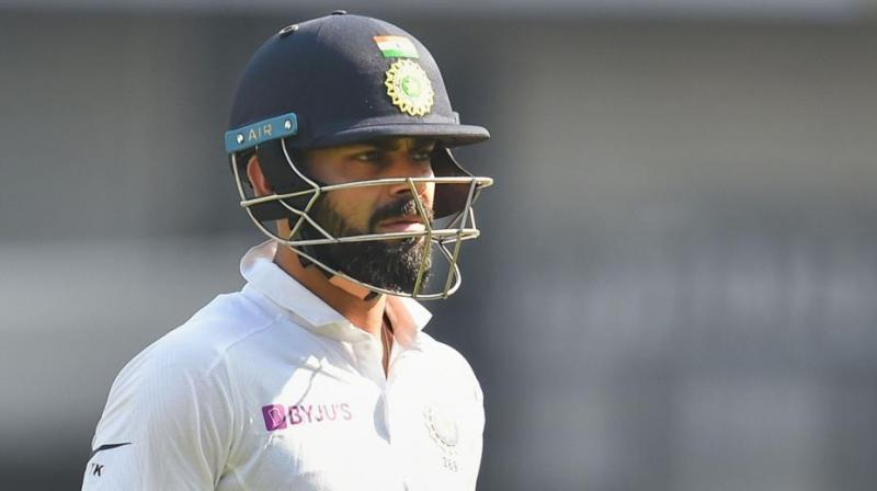 Skipper Virat Kohli, who during the first Test, registered a feat by becoming the Indian captain with most number of innings win, will be looking to stamp his dominance and score a ton to be the first Indian to achieve 5000 runs as captain. (Photo:PTI)