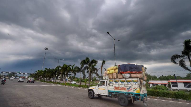 On Friday, the department had also issued a pre-cyclone watch for north Andhra Pradesh and adjoining south Odisha coasts. (Photo: PTI)