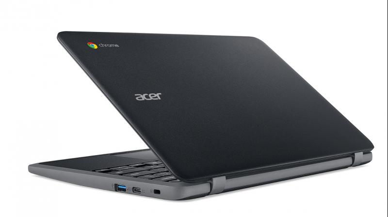 Acer also announced its new Acer Chromebook Spin 11 at Bett Show in London.