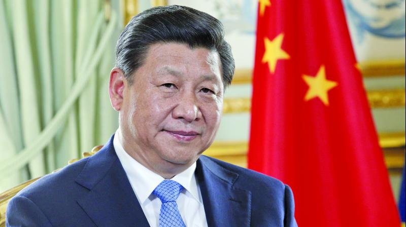 Xi used the speech to espouse his vision of realising the 'rejuvenation of the Chinese nation' -- the 'greatest dream' of the world's second-largest economy. (Photo: File)