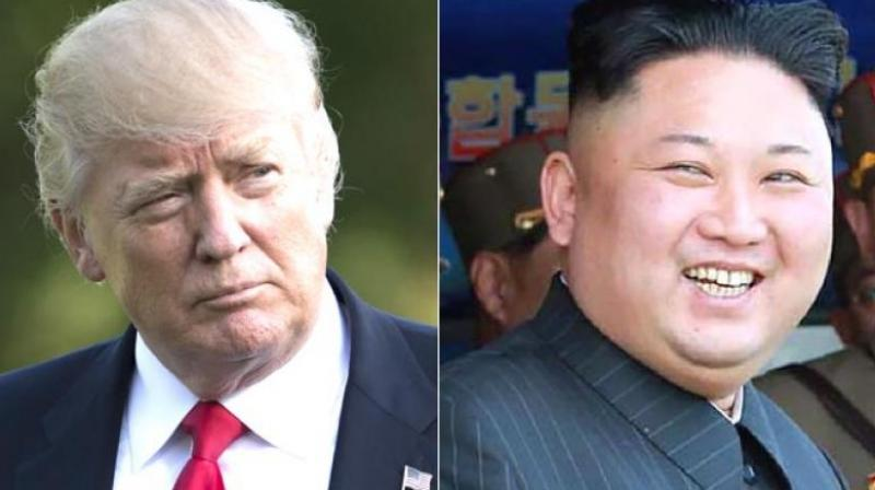 At a summit in Singapore in June, US President Donald Trump and Kim Jong Un signed a vaguely worded pledge on denuclearisation of the Korean peninsula. (Photo: File)