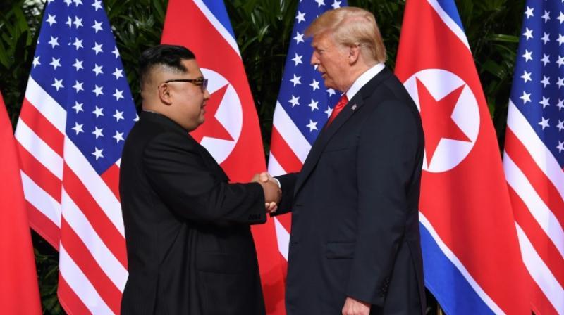 US President Donald Trump and North Korean leader Kim Jong-un (Photo: AFP)