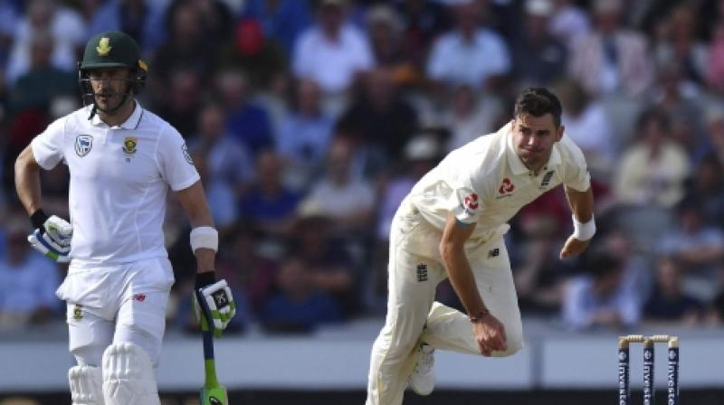 England are considering an all-pace attack for the first test against South Africa in Pretoria starting on Boxing Day, but their plans will depend on whether they can get Jofra Archer and Stuart Broad fully fit. (Photo:AP)