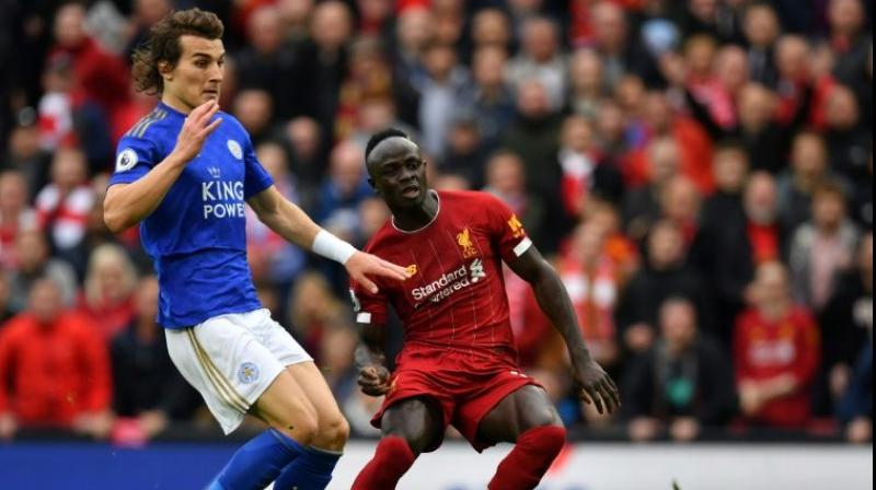 Leicester City's top-of-the-table clash with Premier League leaders Liverpool on Thursday will be a true measure of where they stand this season, manager Brendan Rodgers said on Monday. (Photo:AFP)