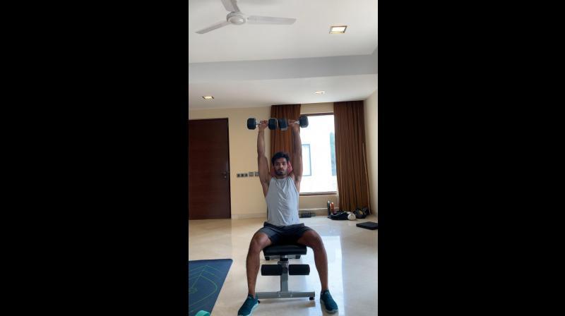 Mohammed Abrar, expert in strength sports