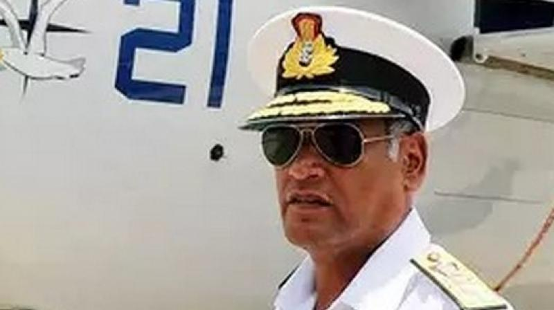 Vice Admiral Bimal Verma (Photo: ANI)