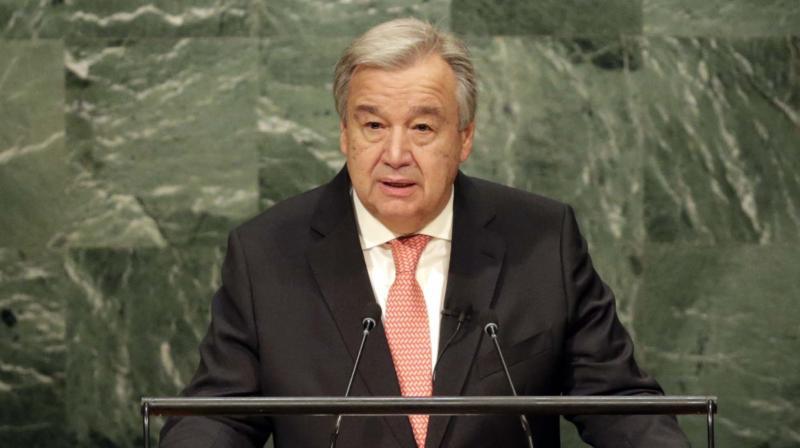Antonio Guterres (Photo: AP)