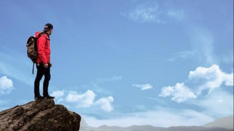 The ecosystem is threatened by rock-climbing activities. (Photo: Representational/ Pexels)