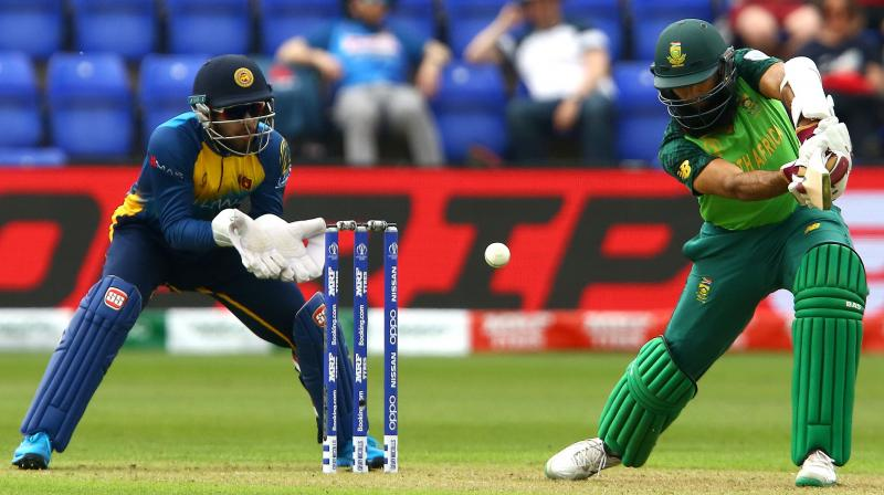 Amla, one of South Africa's greatest Test match players, scored 65 and 51 not out respectively in the two warm-up games against Sri Lanka and West Indies (rain affected) and will be keen to add to his tally of 27 ODI hundreds. (Photo:AP)