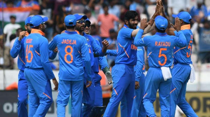 In 2008, the Indian side showed its real power after it defeated World Champions Australia in a tri-series final. (Photo: AP)