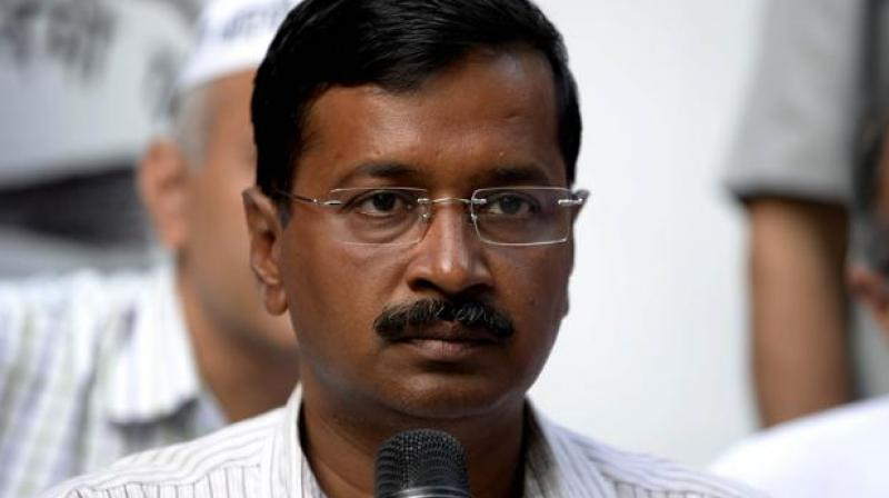 AAP chief and Delhi CM Arvind Kejriwal. (Photo: AFP)