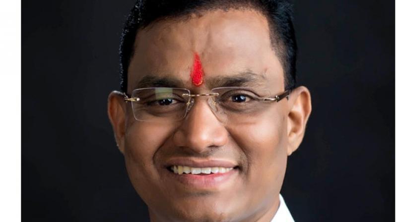 Shivraj Motegaonkar.