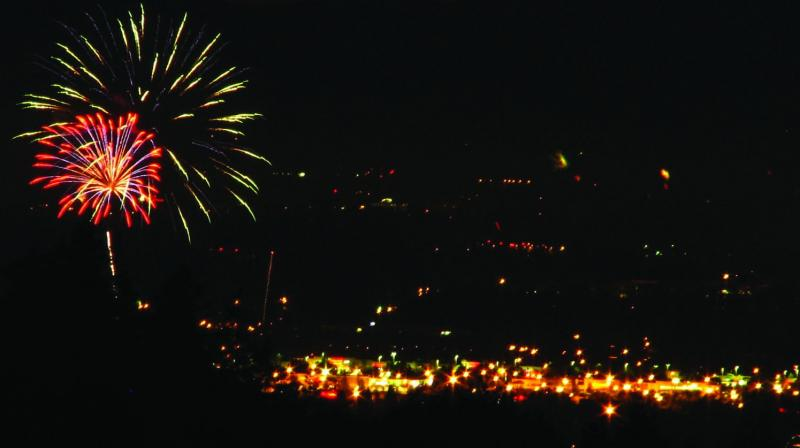 The National Burns Centre in Navi Mumbai received no cases related to firecrackers during Diwali.