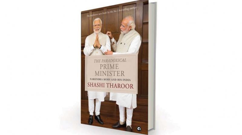 The Paradoxical Prime Minister by Shashi Tharoor, Aleph, Rs 799