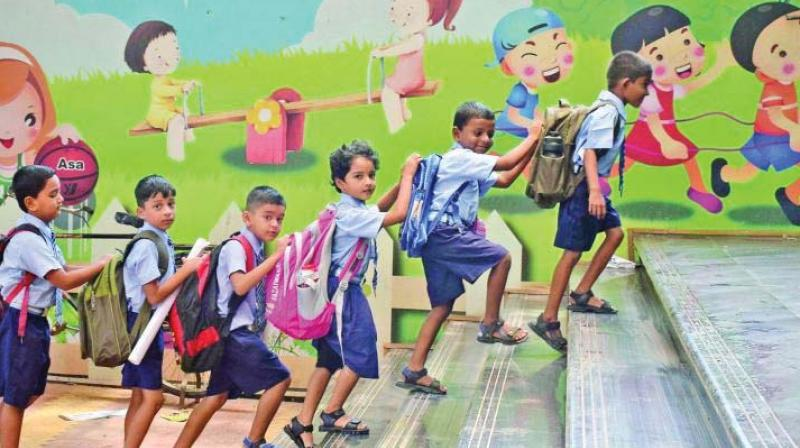 On the Centre's decision to revise the draft National Education Policy (NEP) to drop the three-language proposal, the party daily said this was done following opposition to the proposal. (Representational Image)