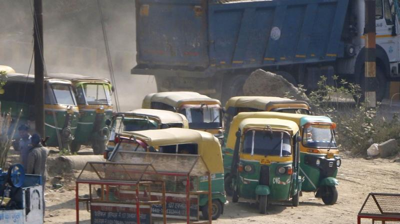 India's emissions look set to continue their strong growth by an average of 6.3 per cent in 2018. (Photo: PTI)