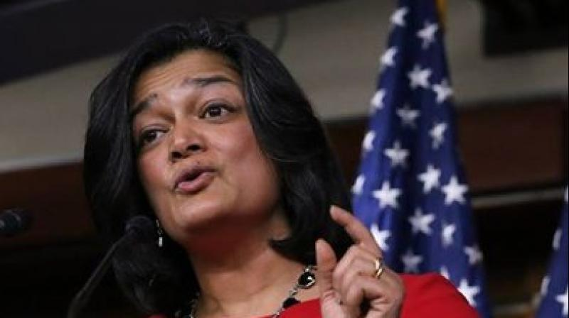 Multiple sources privacy to the deliberations here last week indicate that in addition to Jayapal, the list included two other lawmakers who are part of the same group. (Photo: Twitter)