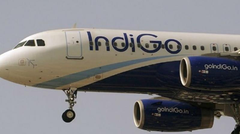 The bomb threat to IndiGo Jaipur-Mumbai flight was analysed and was classified as a 'specific bomb threat'. Representational Image (Photo: File/PTI)