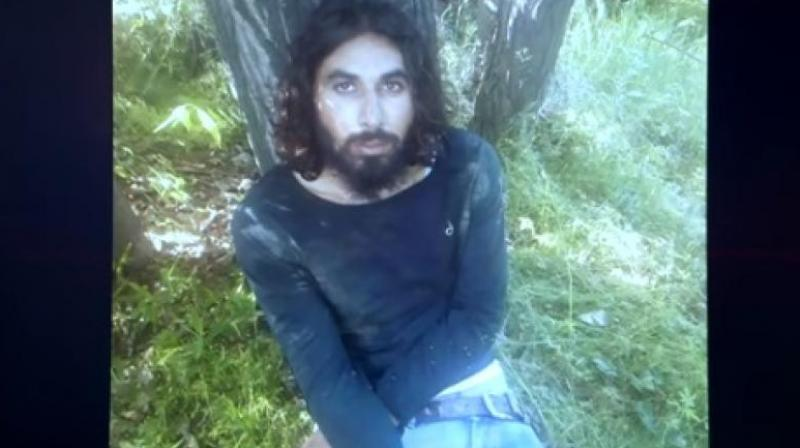 On June 14 last year, Aurangzeb was abducted by militants as he left his unit to celebrate Eid at his home in the frontier district of Poonch. (Photo: File)