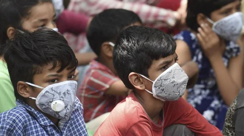 The survey from Maharashtra and Delhi shows that about 50-75 per cent of children have developed antibodies. (Photo: PTI/File)