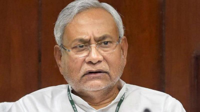 Bihar Chief Minister Nitish Kumar (PTI)