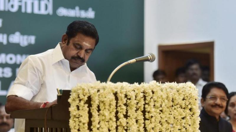 Edappadi K Palanisamy (Photo: PTI)