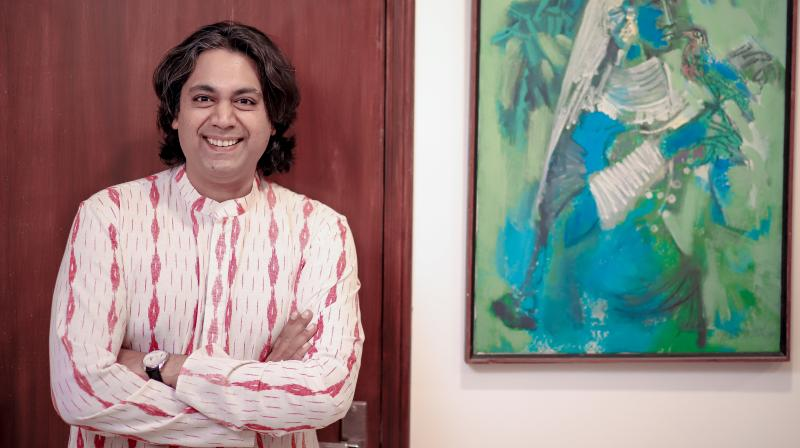 Kartik uses his teaching medium to create a societal impact and has been an important part of several social initiatives. (Photo: File)
