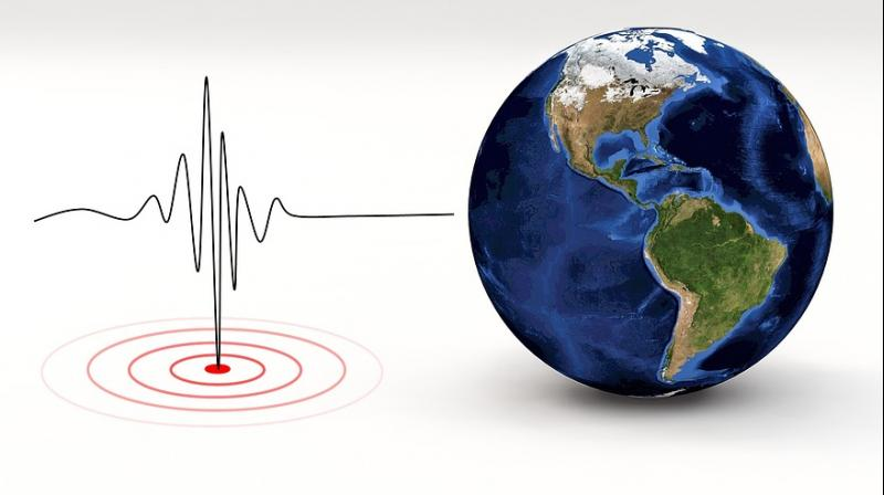 The US Geological Survey says the 6.8 magnitude earthquake struck Tuesday morning on Mindanao island in the south. Philippine seismologists said it was a lower magnitude of 6.4. (Representational Image)
