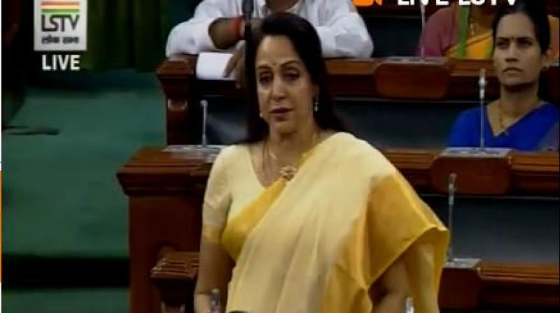 'For saving the life of a patient the doctor goes through a very stressful condition,' she said in Lok Sabha. (Photo: File)