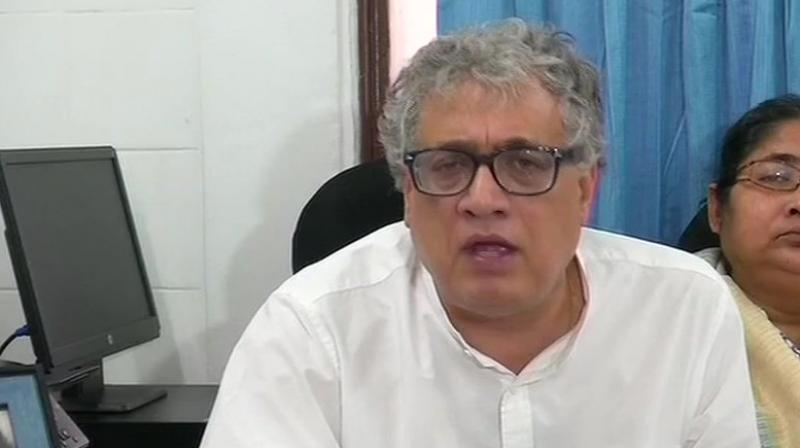 TMC national spokesperson Derek O'Brien lashed out at BJP president Amit Shah for his criticism of opposition parties which questioned air strikes in Pakistan. (Photo: File)