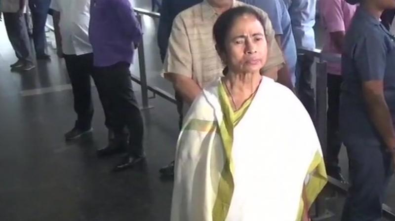 Trinamool Congress president and West Bengal Chief Minister Mamata Banerjee. (Photo: File | ANI)