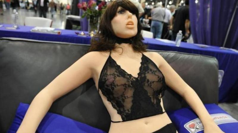 Realbotix is also constantly working on AI that can make robots more lifelike (Photo: AFP)