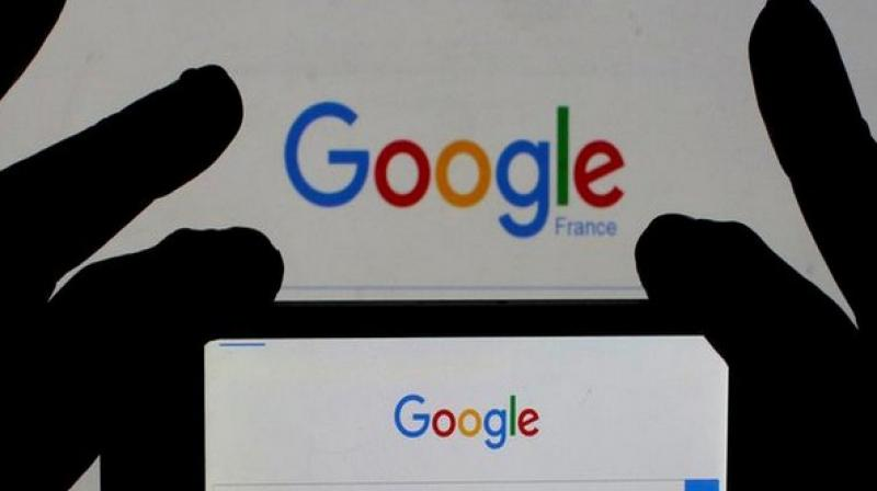 """Google denied any political bias, saying in a statement that its search engine is """"not used to set a political agenda."""